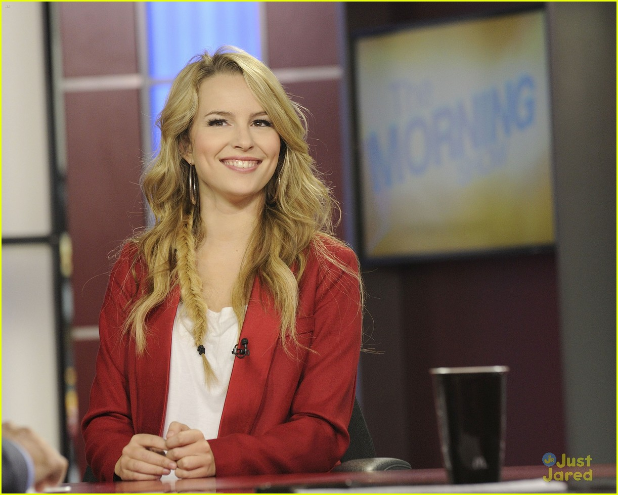 bridgit mendler morning show toronto 02