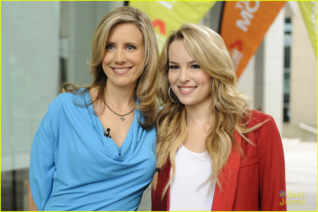 bridgit mendler morning show toronto 12
