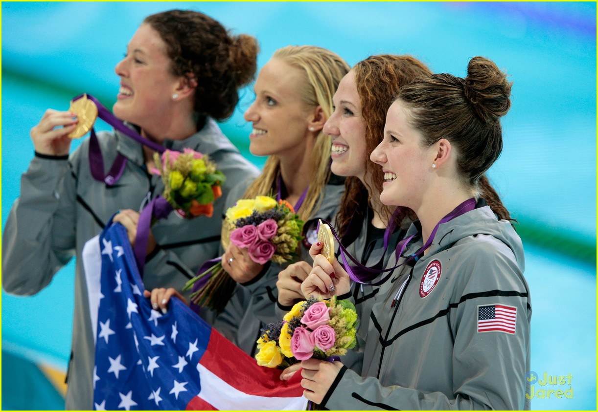 missy franklin gold relay 09