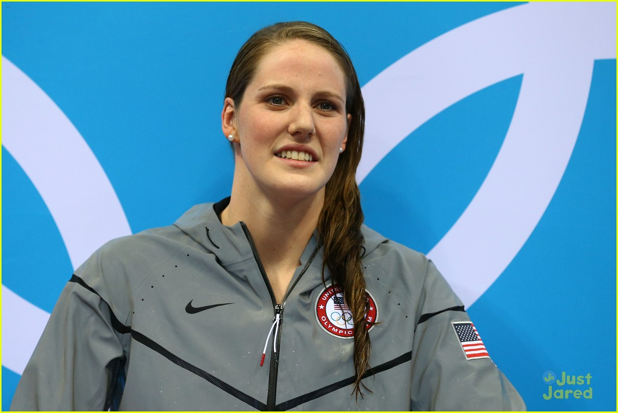 missy franklin world record olympics 09
