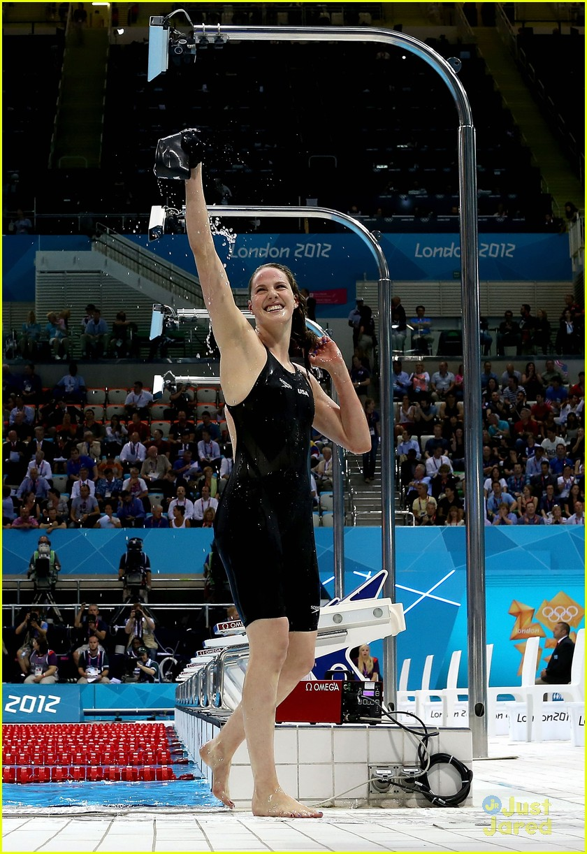 missy franklin world record olympics 14