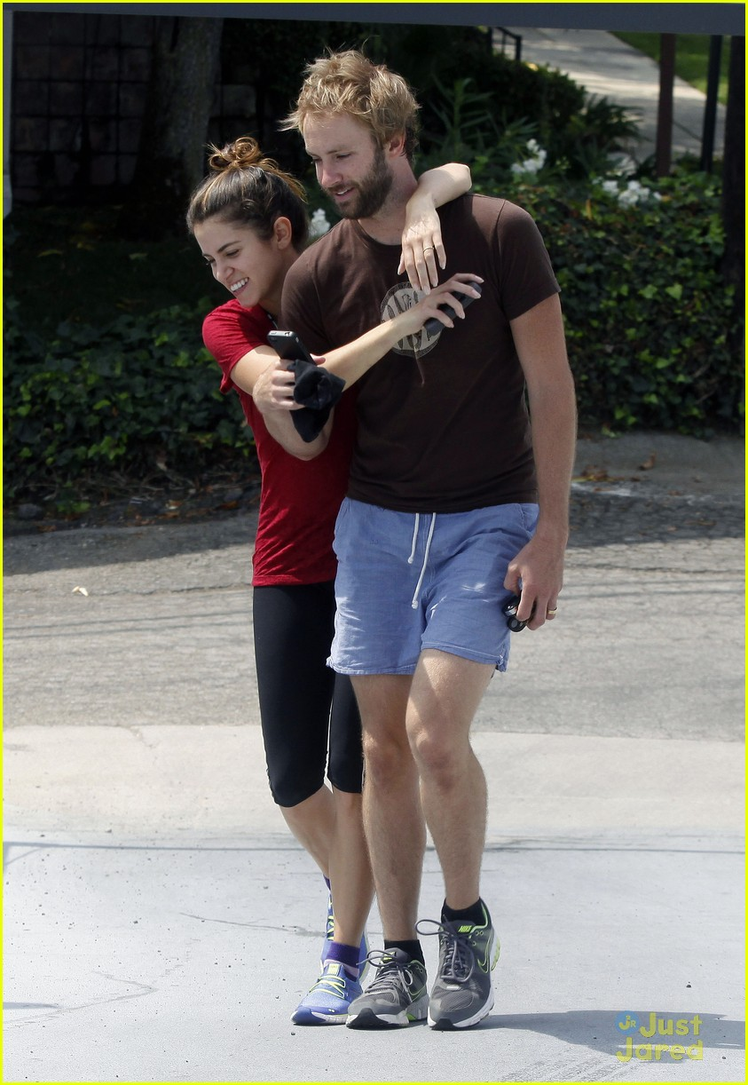 nikki reed and paul mcdonald how did they meet