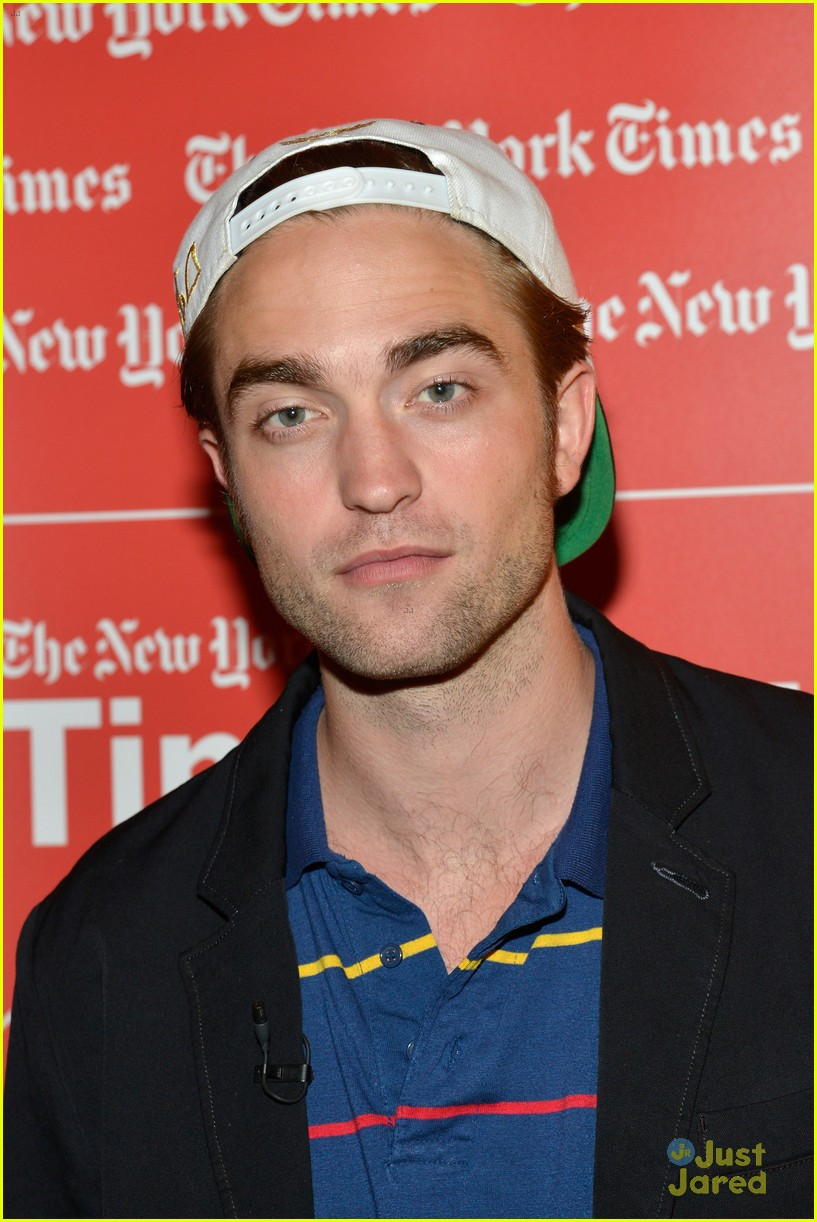 pattinson times talks presents 08
