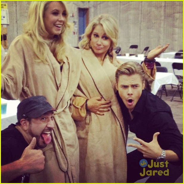 shawn johnson derek hough dwts 05