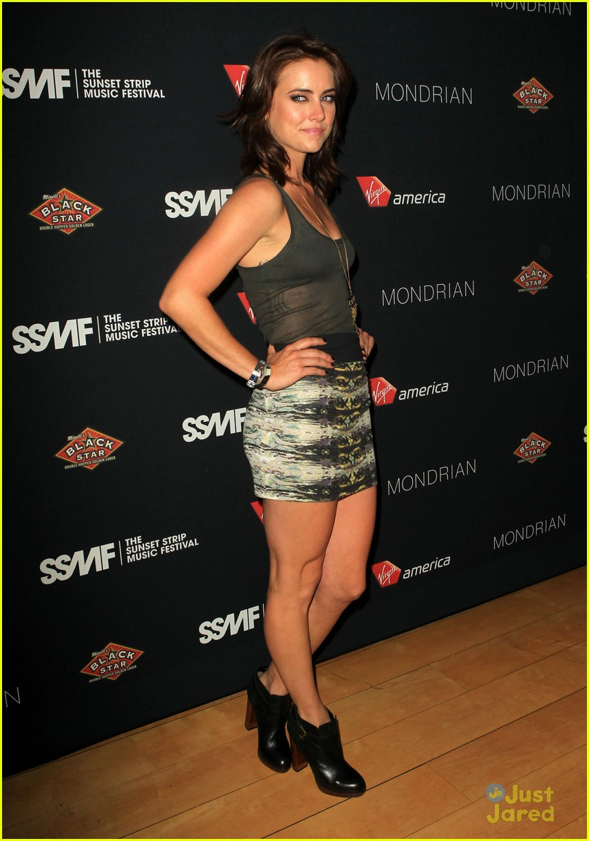 jessica stroup sunset festival 10
