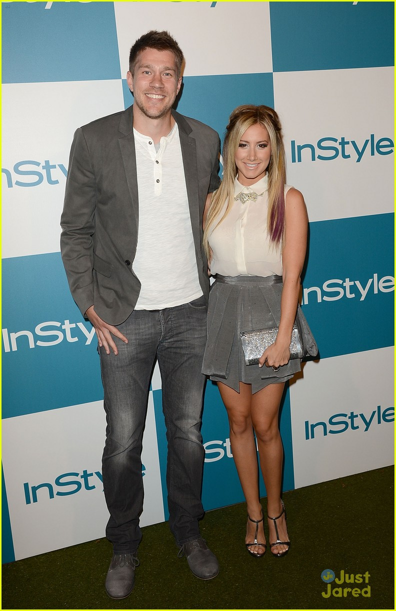 ashley tisdale instyle soiree 19