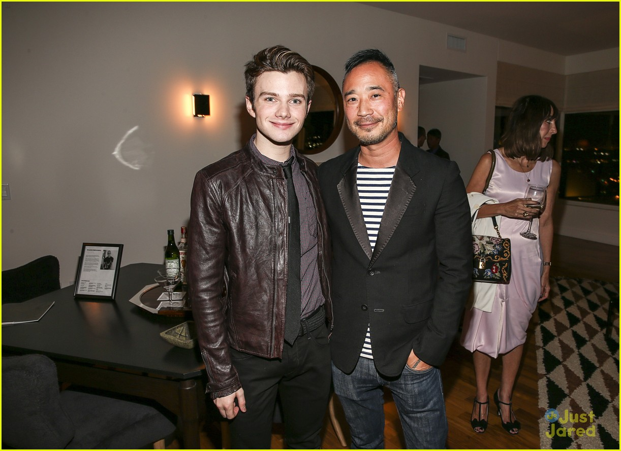 chris colfer thr design event 01