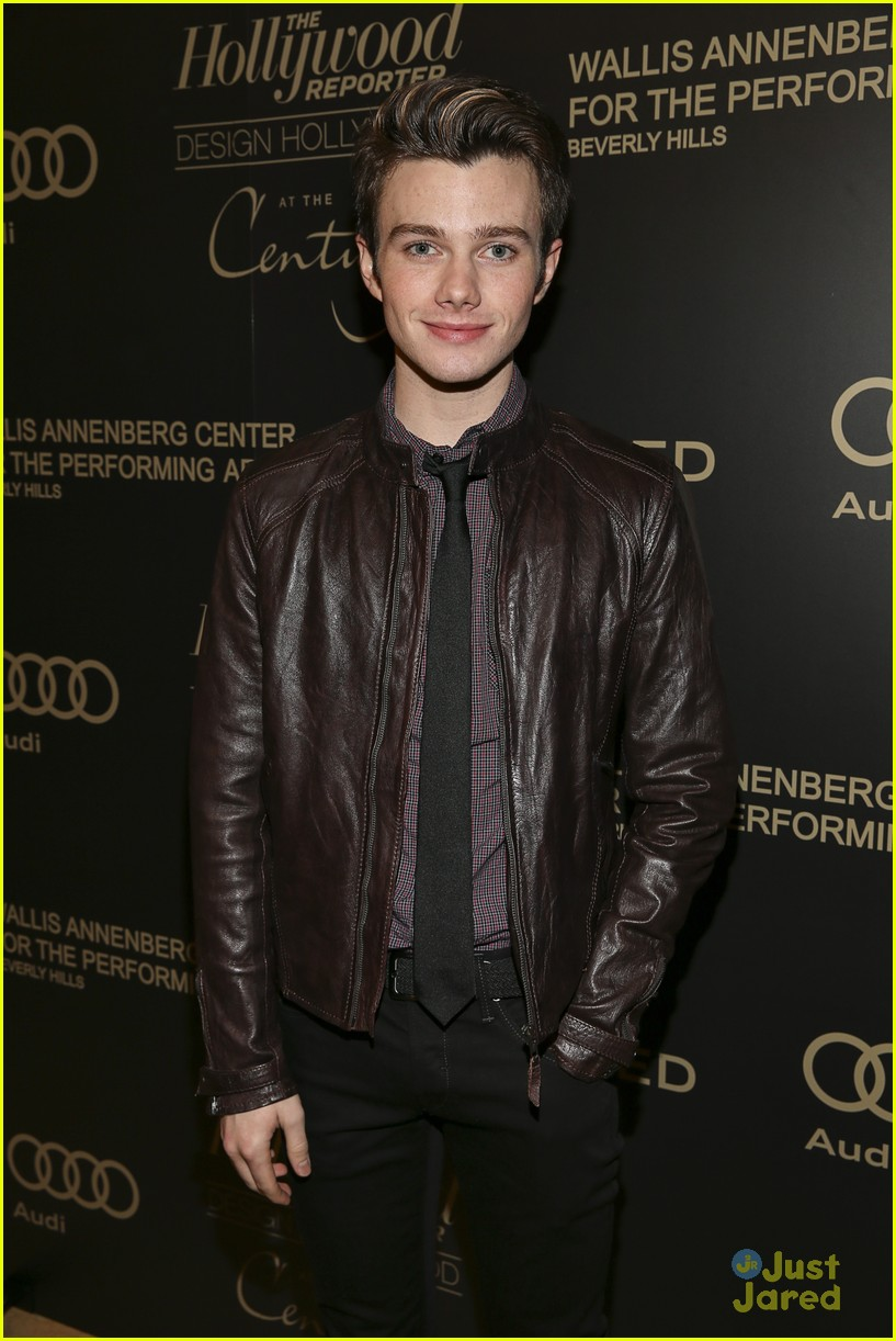 chris colfer thr design event 05