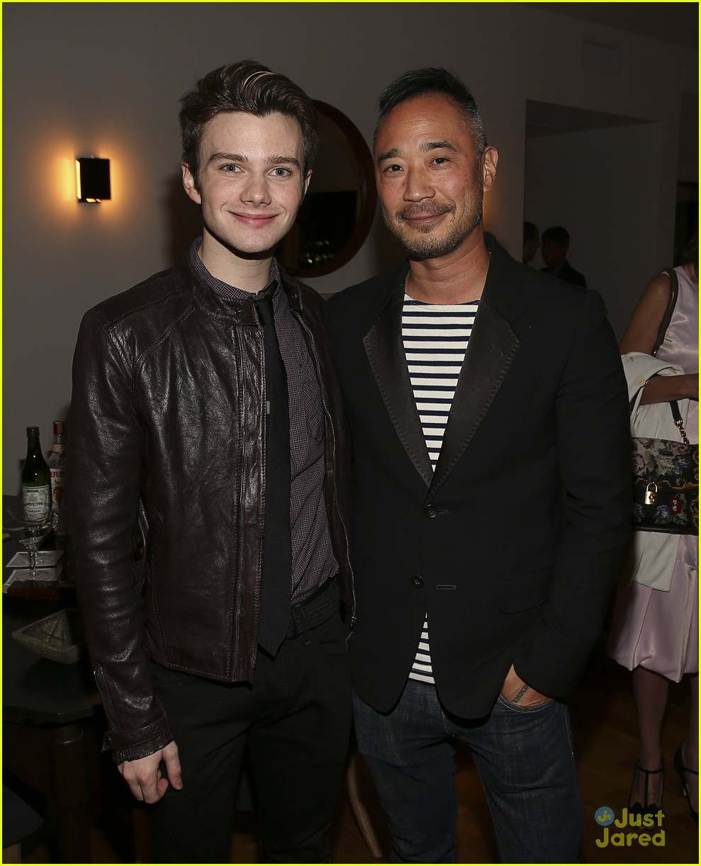 chris colfer thr design event 10