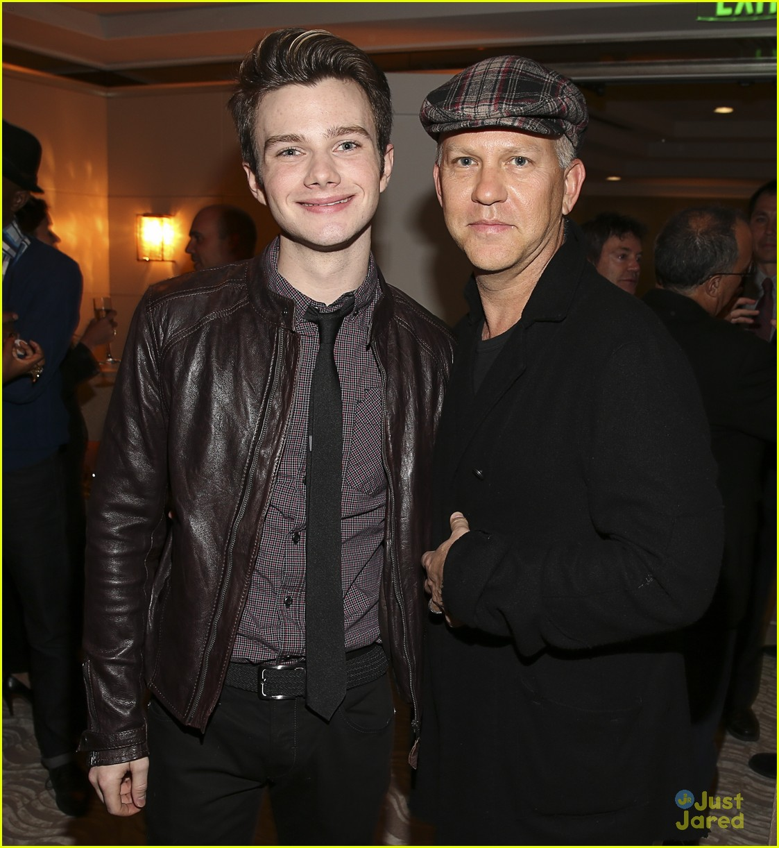 chris colfer thr design event 11