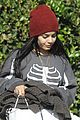 Hudgens-halloween vanessa hudgens skeleton sweater halloween 07