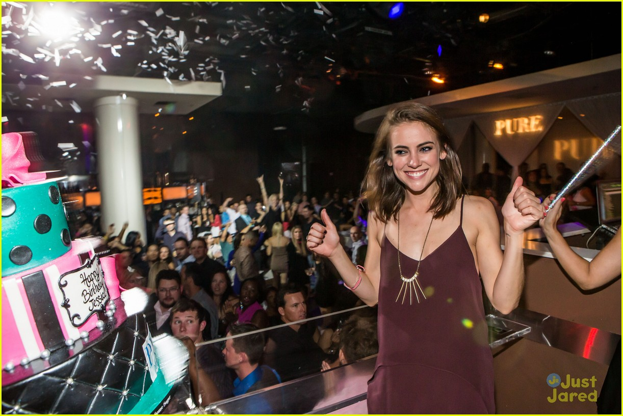 jessica stroup vegas bday 05
