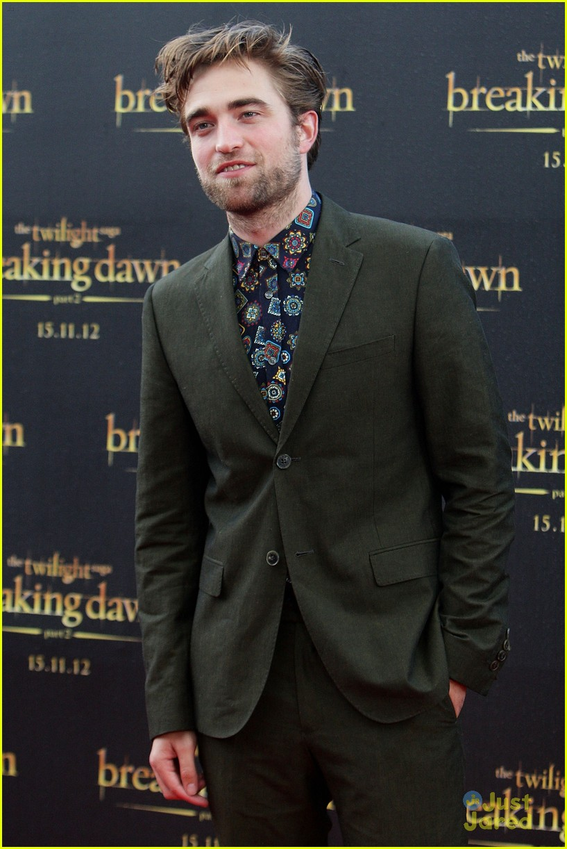 robert pattinson bd premiere sydney 06