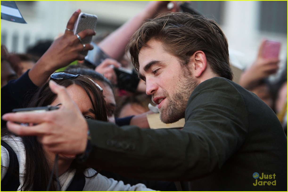 robert pattinson bd premiere sydney 07