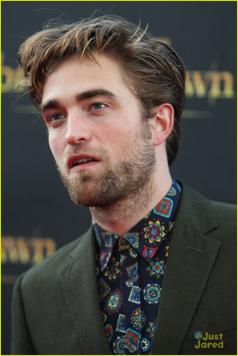 robert pattinson bd premiere sydney 13