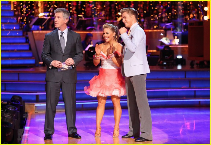 shawn johnson derek hough jive 04