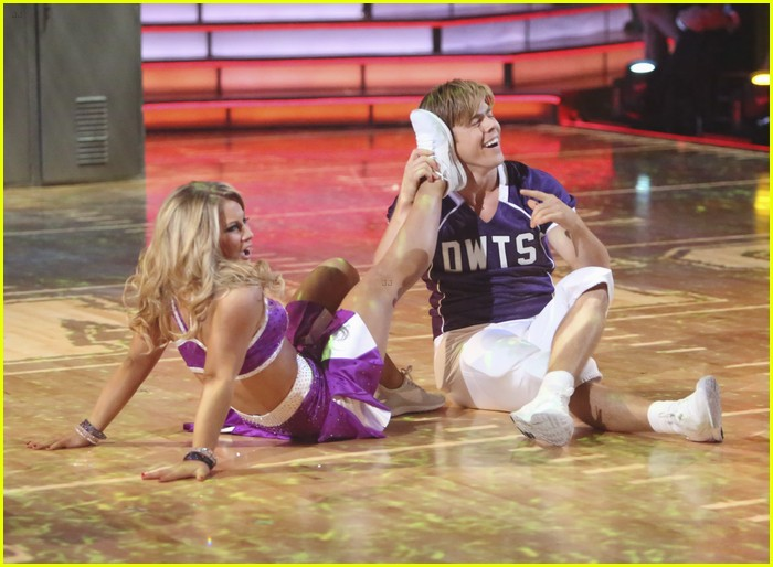 shawn johnson derek hough rumba dwts 03