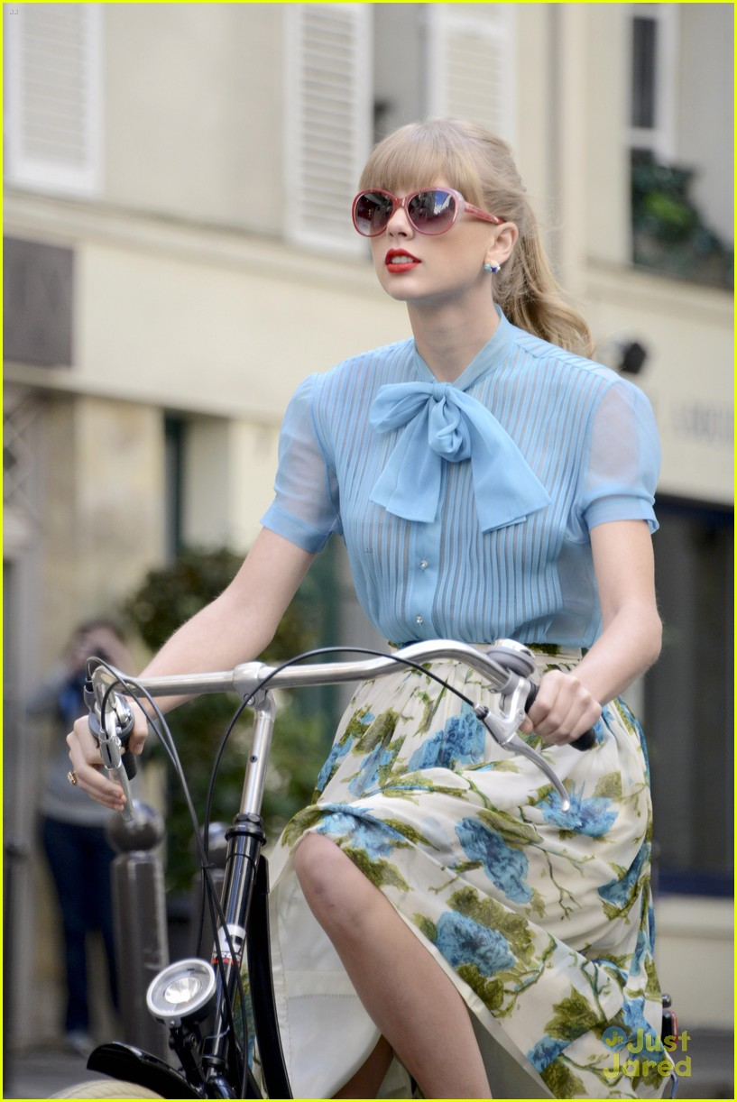 taylor swift begin paris shoot 20