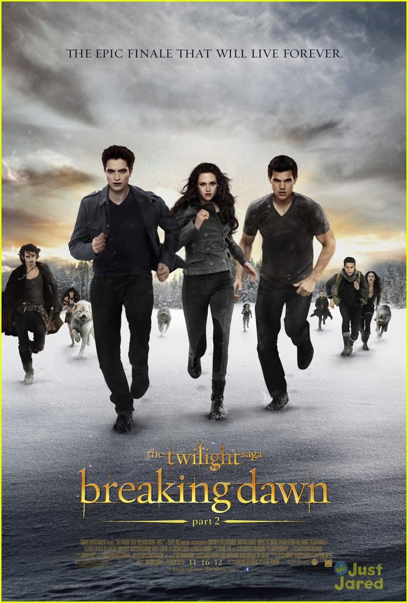 Justin Bieber Twilight Poster