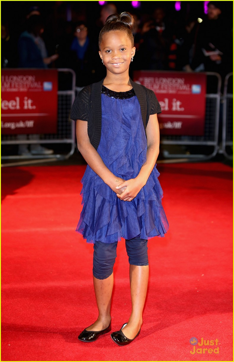 quvenzhane wallis beasts of the southern wild london premiere 01