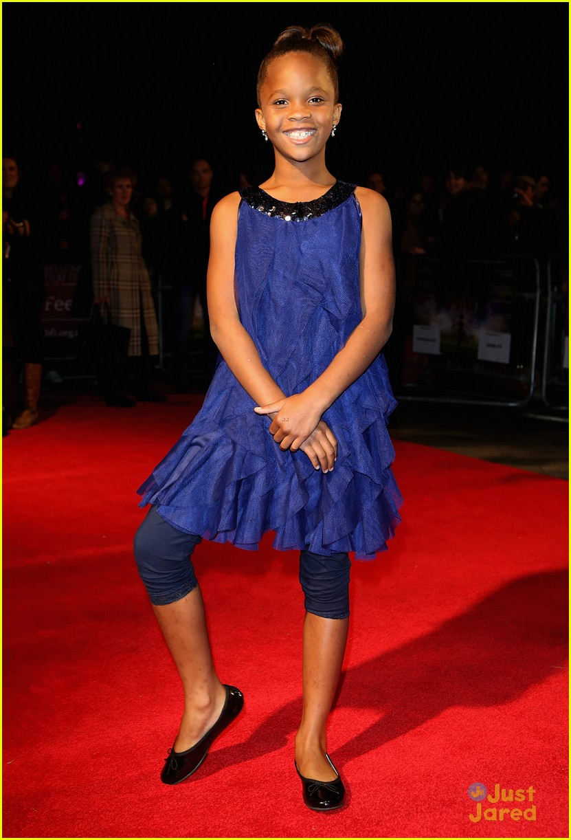 quvenzhane wallis beasts of the southern wild london premiere 03