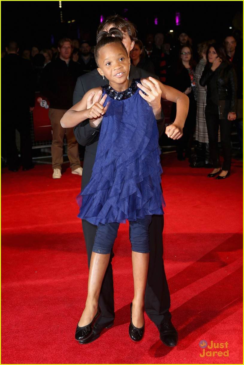 quvenzhane wallis beasts of the southern wild london premiere 05