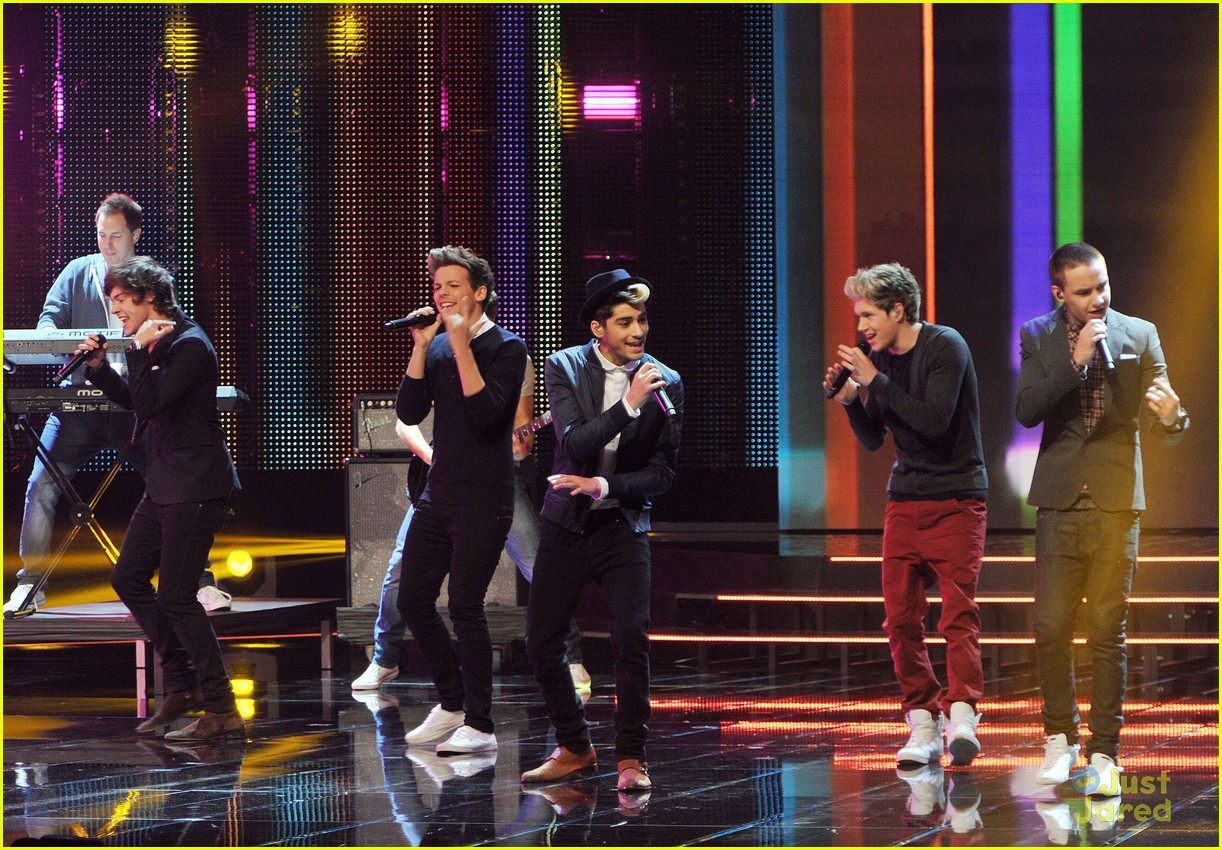 one direction sweden x factor 10