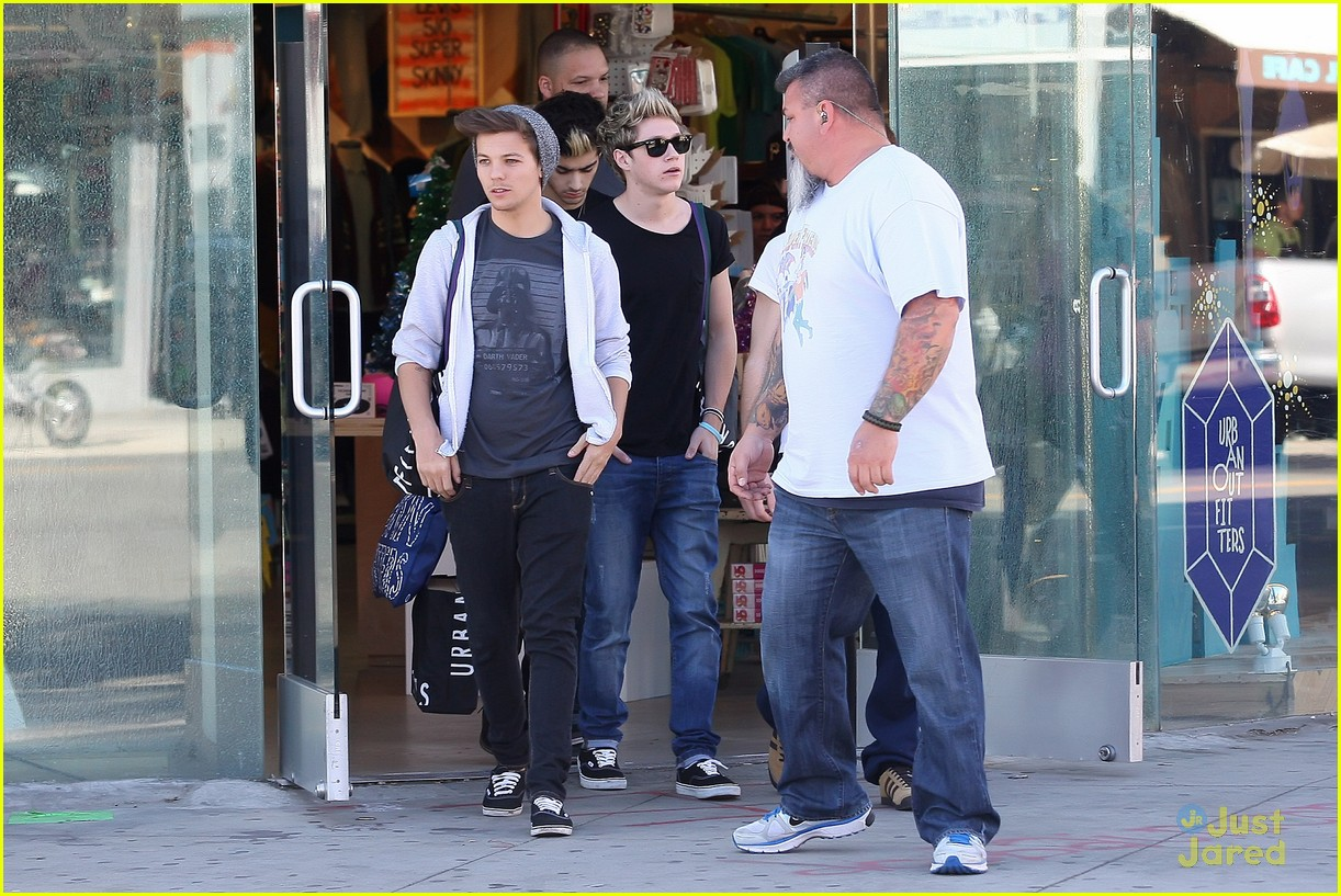 one direction la shopping 05