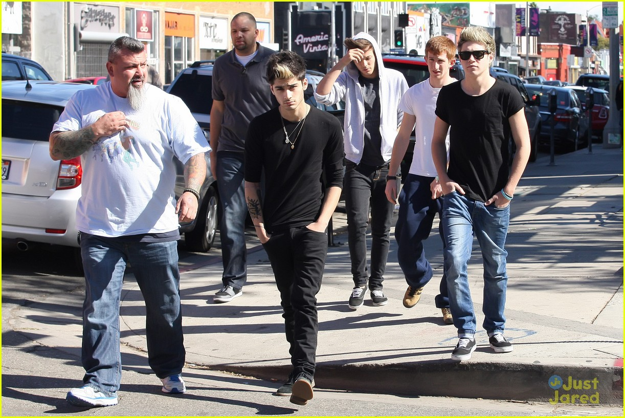 one direction la shopping 14