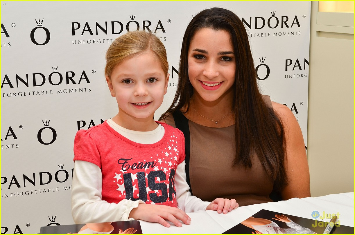 aly raisman pandora mg 13