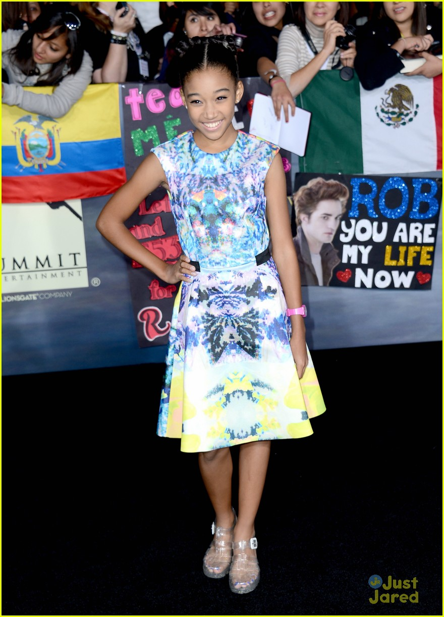 amandla stenberg willow shields bd premiere 08