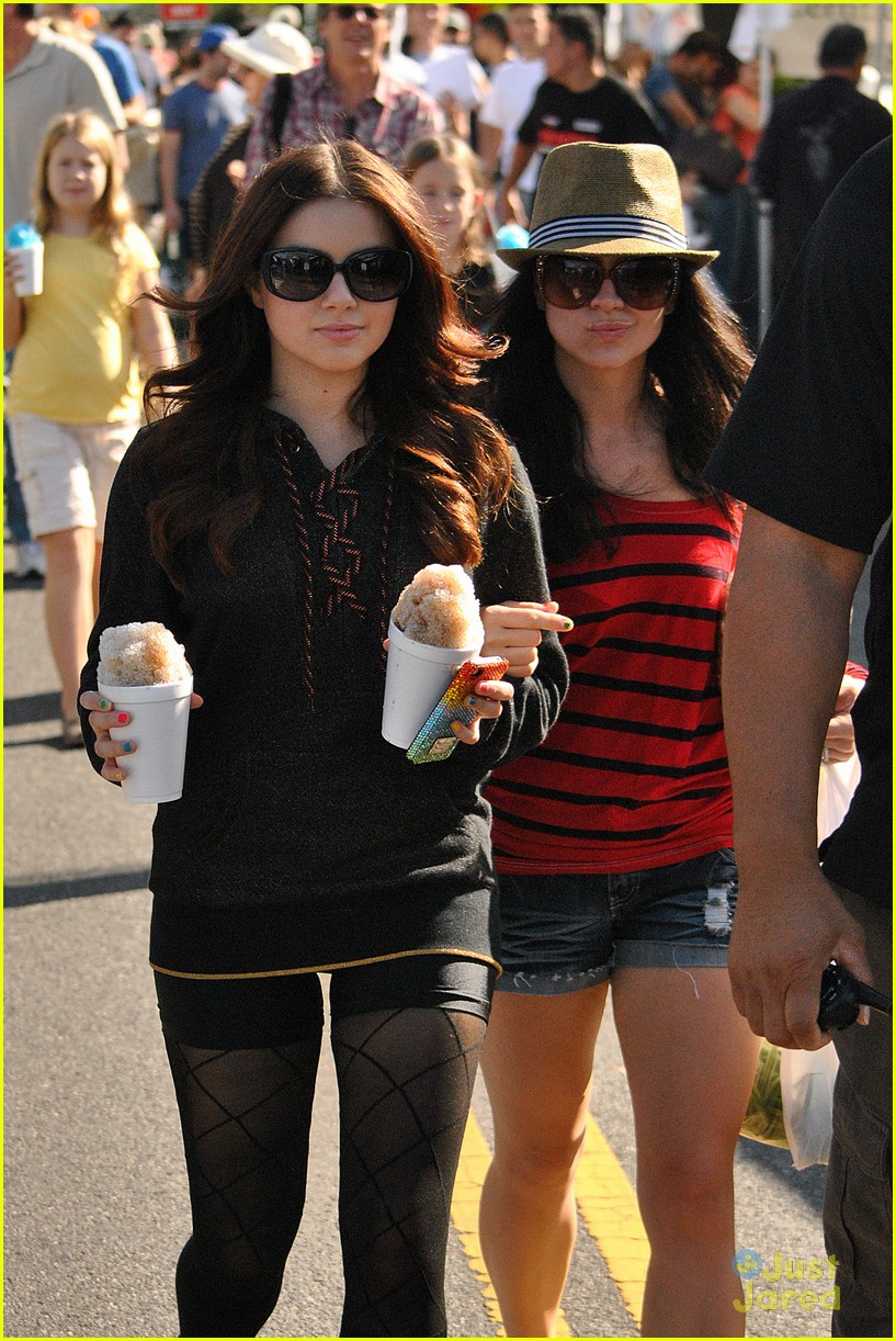 ariel winter snow cones 10