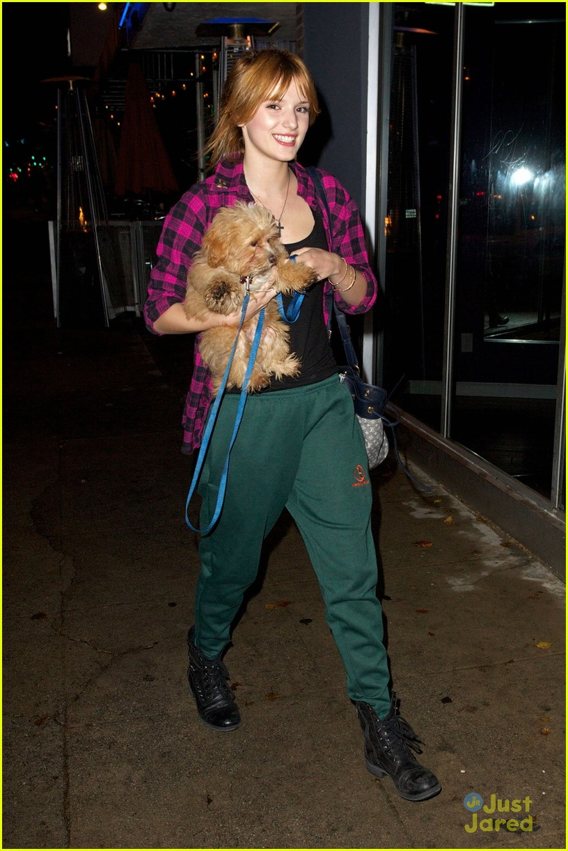 bella thorne kingston siu anniversary 05