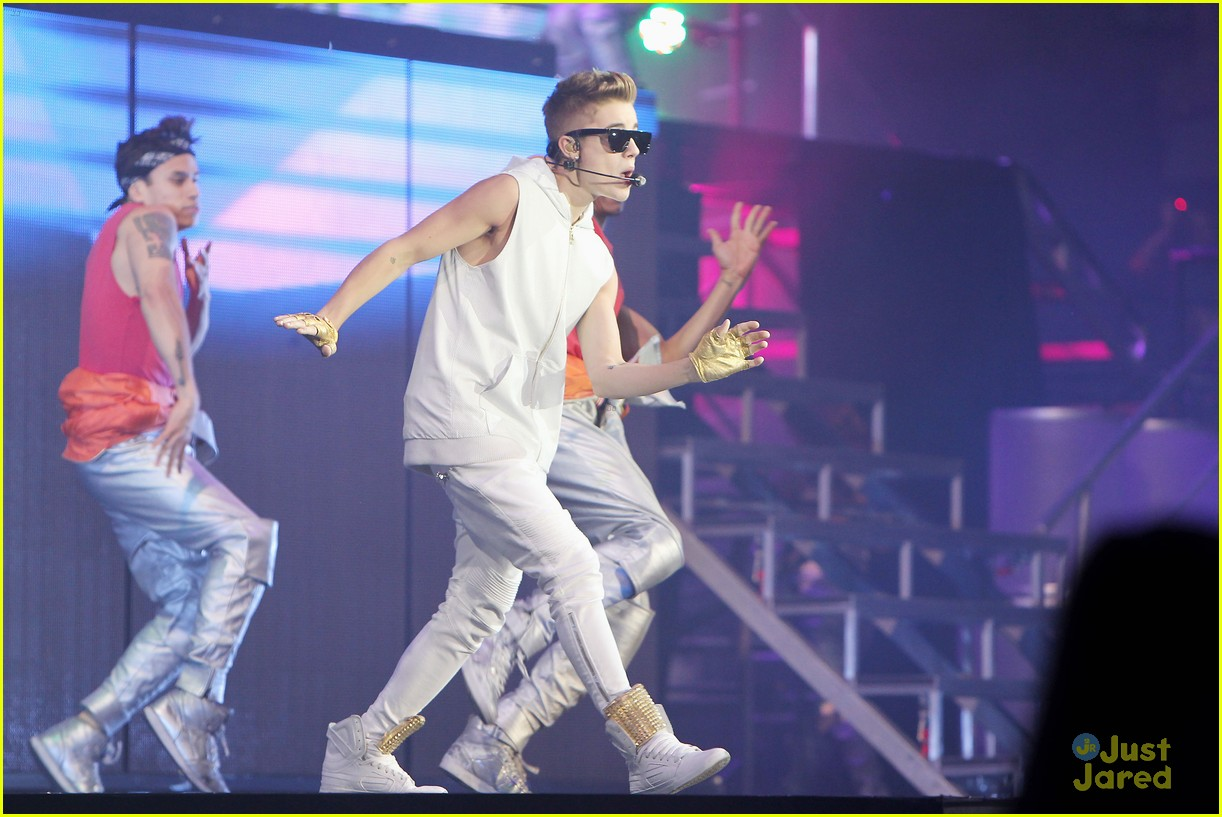 Justin Bieber Madison Square Garden Concert Pics Photo 513265 Photo Gallery Just Jared Jr