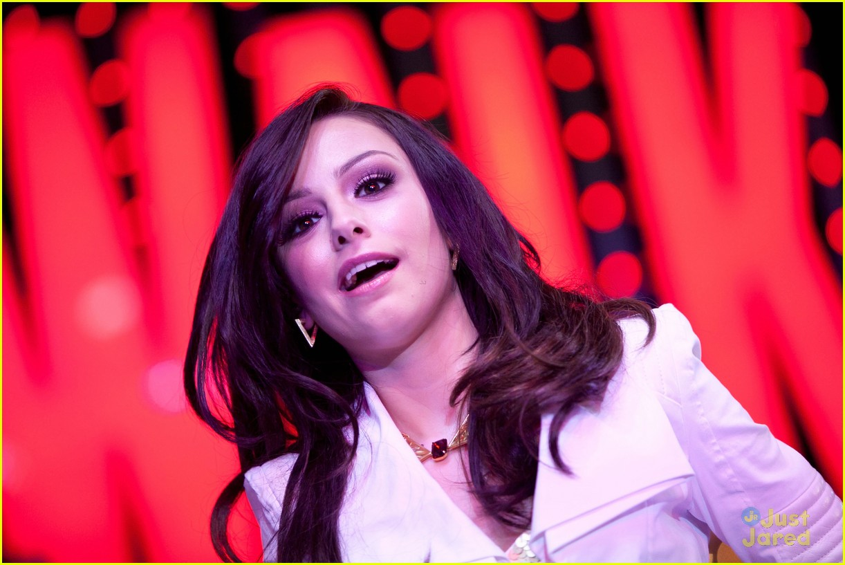 cher lloyd xfactor citywalk 16