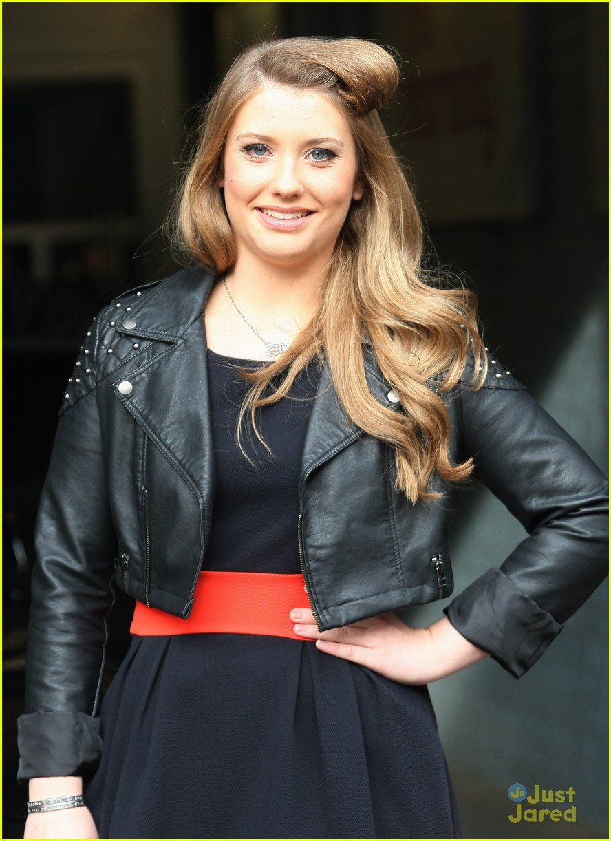 ella henderson itv studios 01