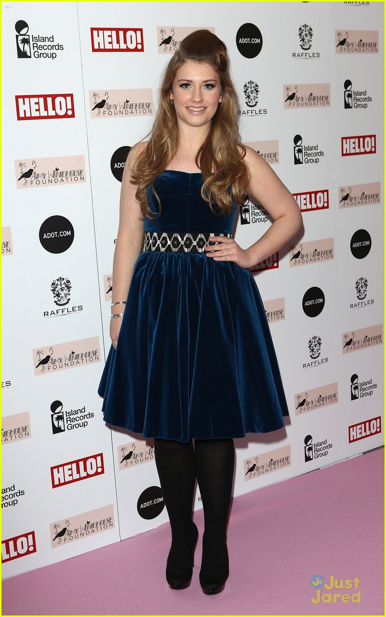 ella henderson winehouse event 03