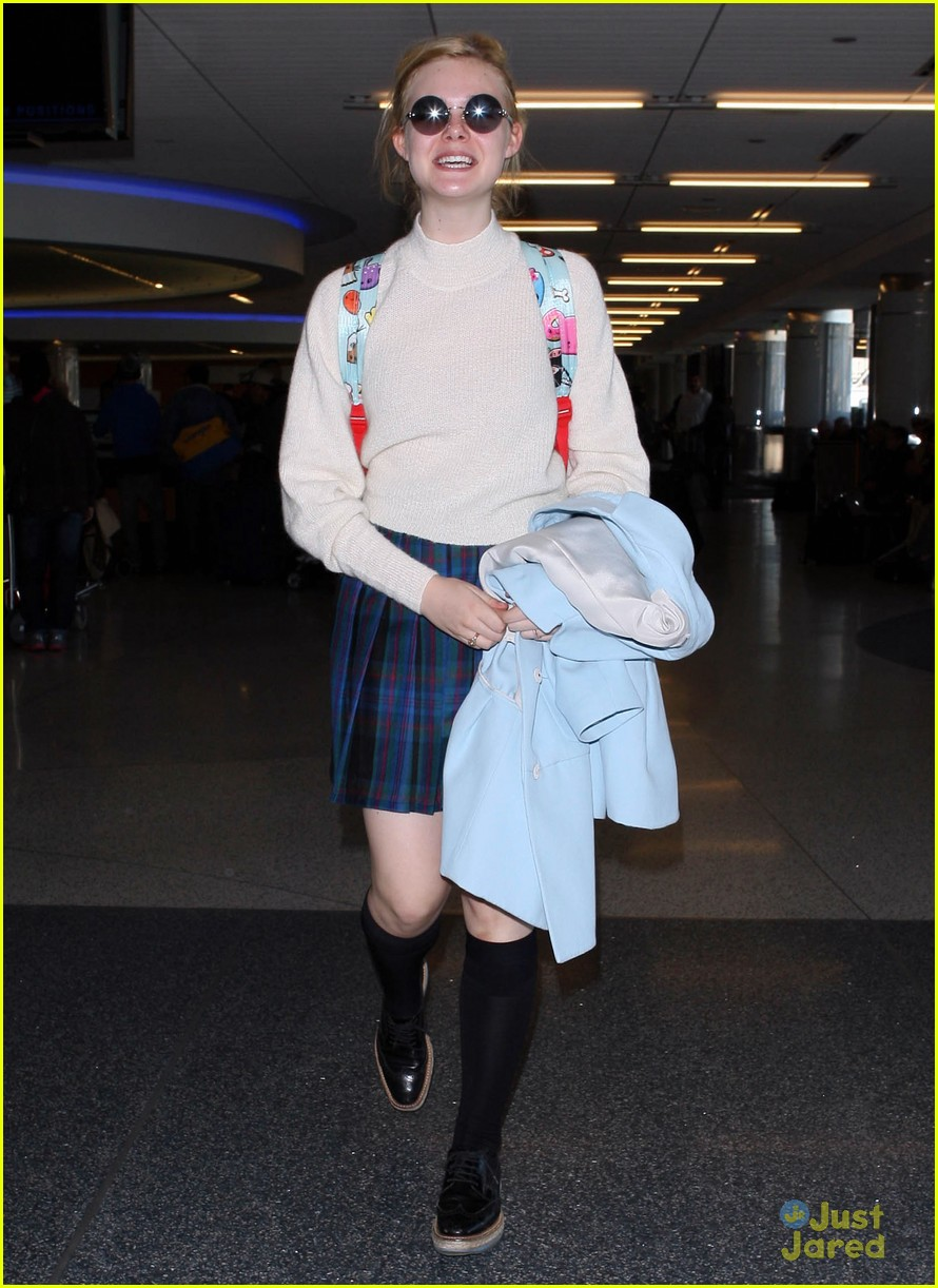 elle fanning lax nyc 06