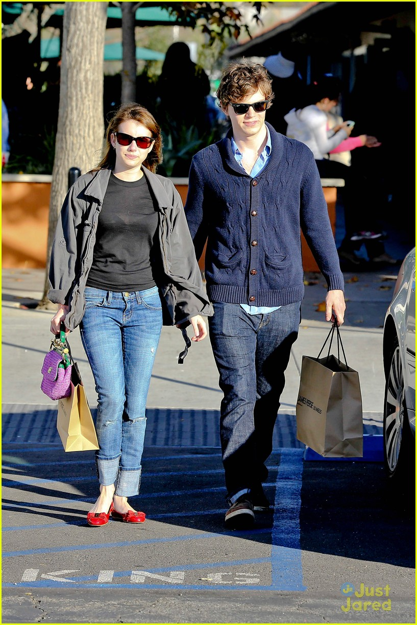 emma roberts evan peters black friday 10