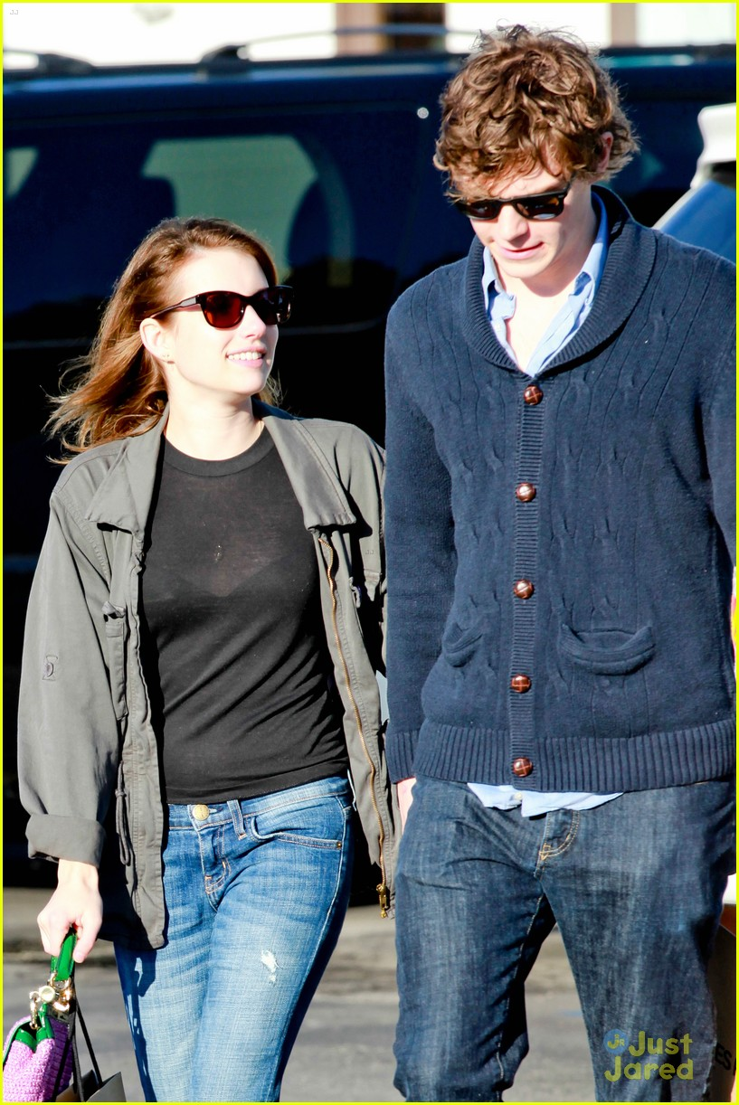 emma roberts evan peters black friday 12