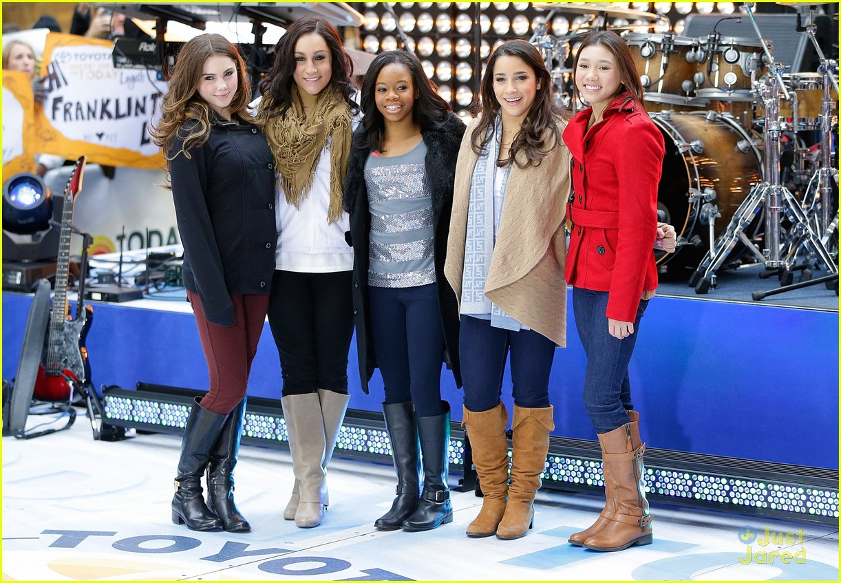 fierce five neyo today show 01