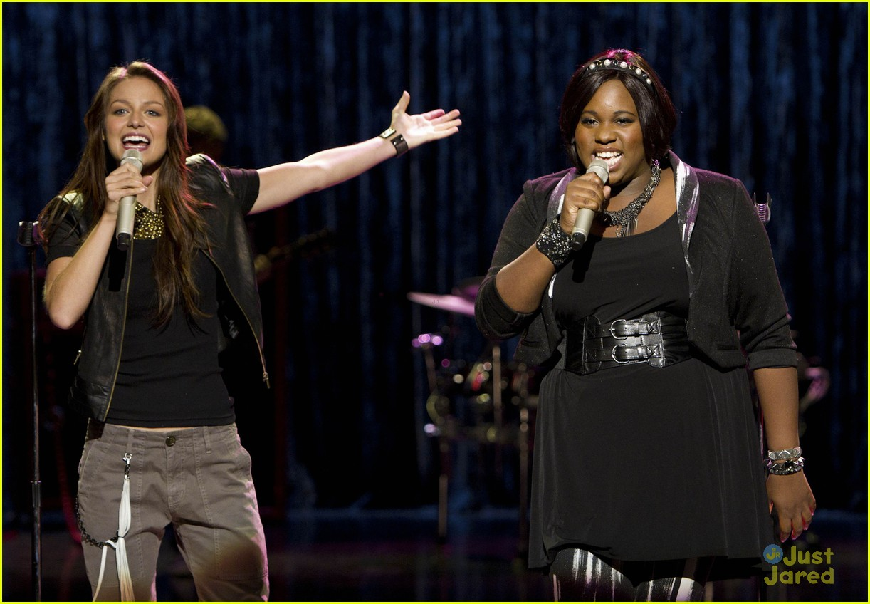 amber riley harry shum jive glee 09