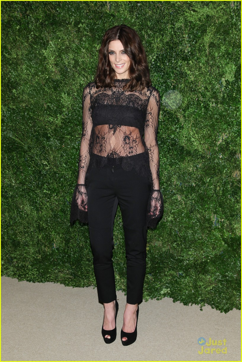 ashley greene cfda fashion fund awards 11