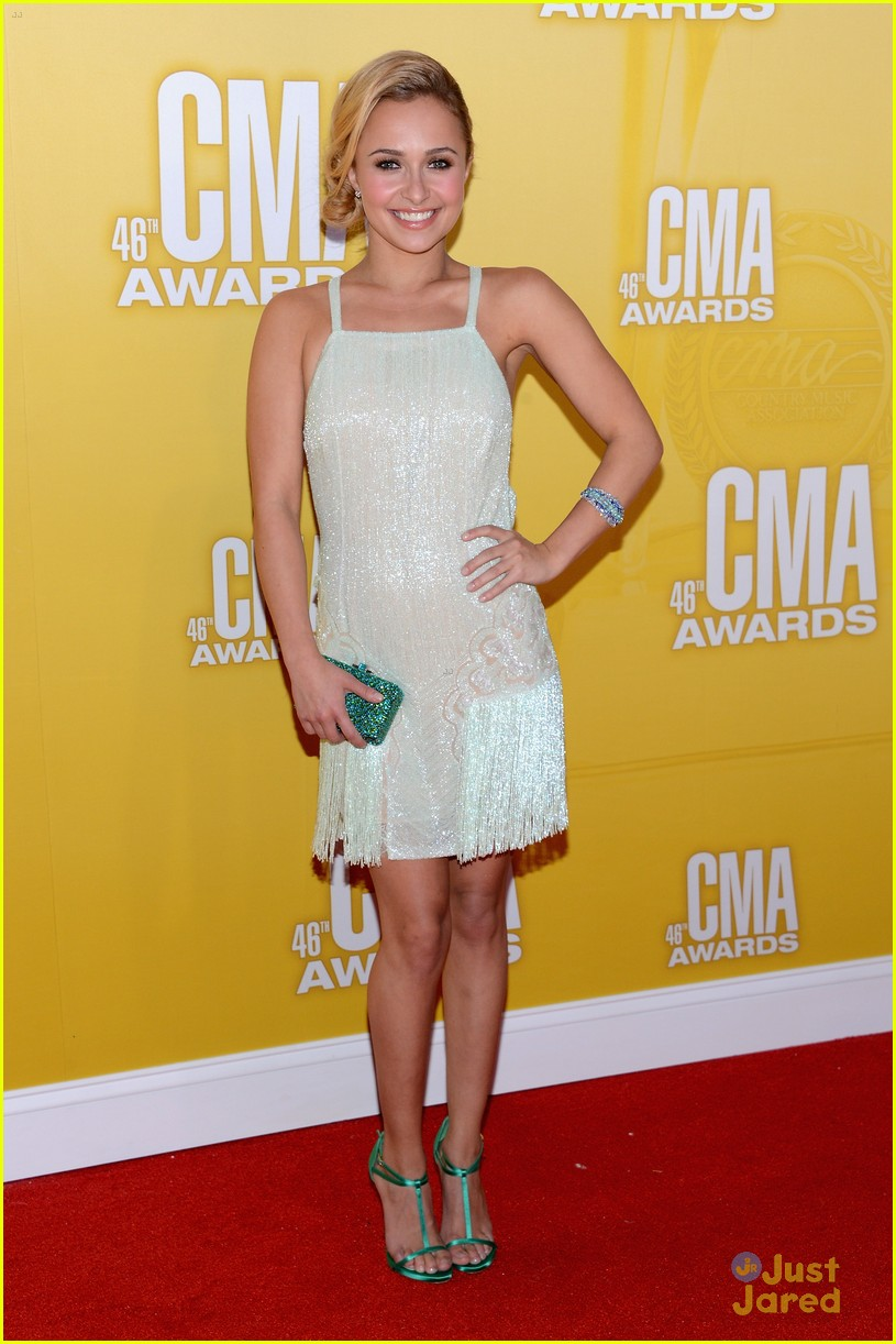 hayden panettiere cma awards 11