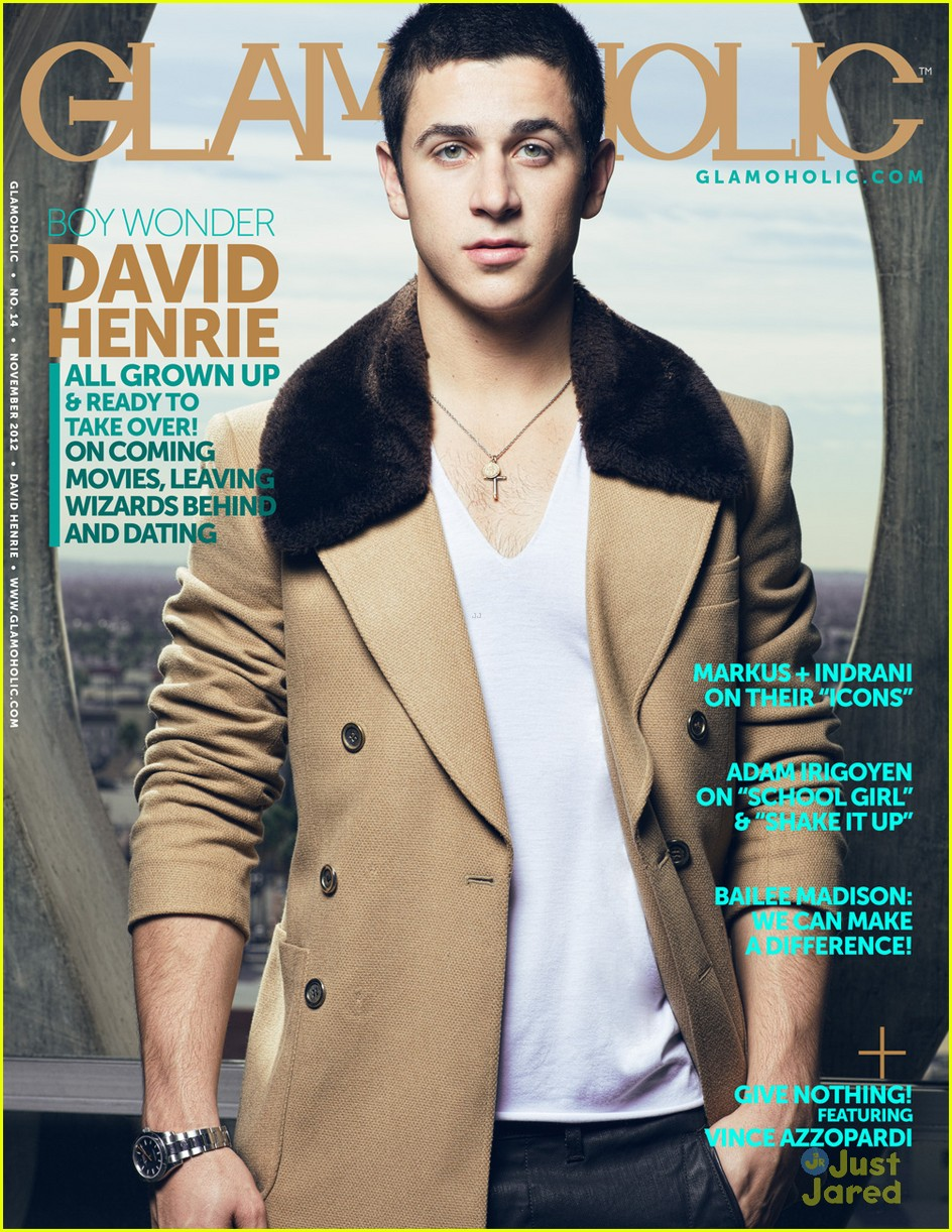 david henrie glamoholic nov 12 01