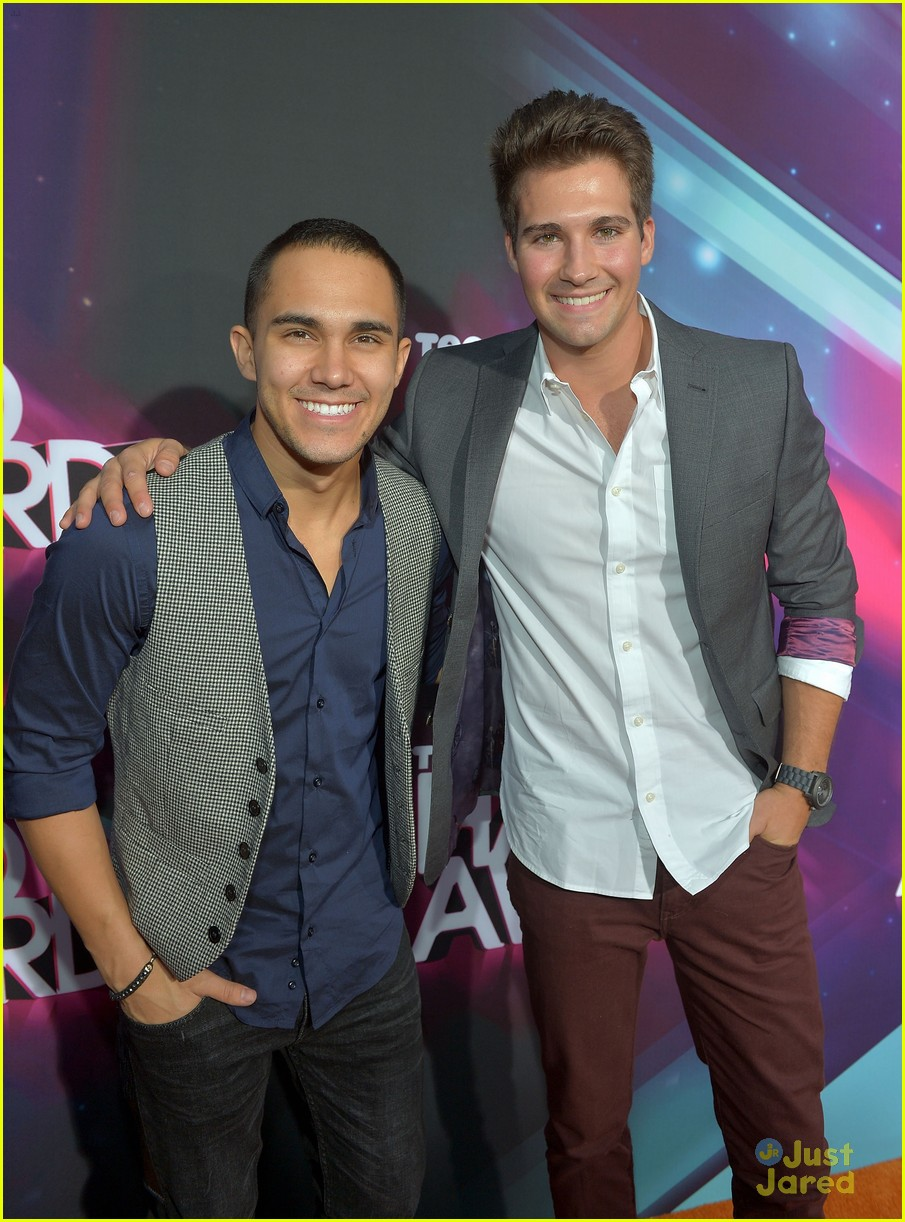 james maslow carlos pena halo awards 01