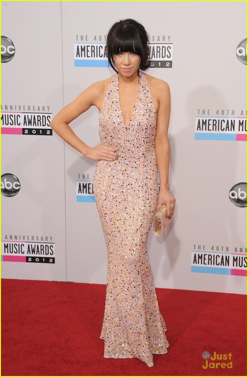 carly rae jepsen amas 03