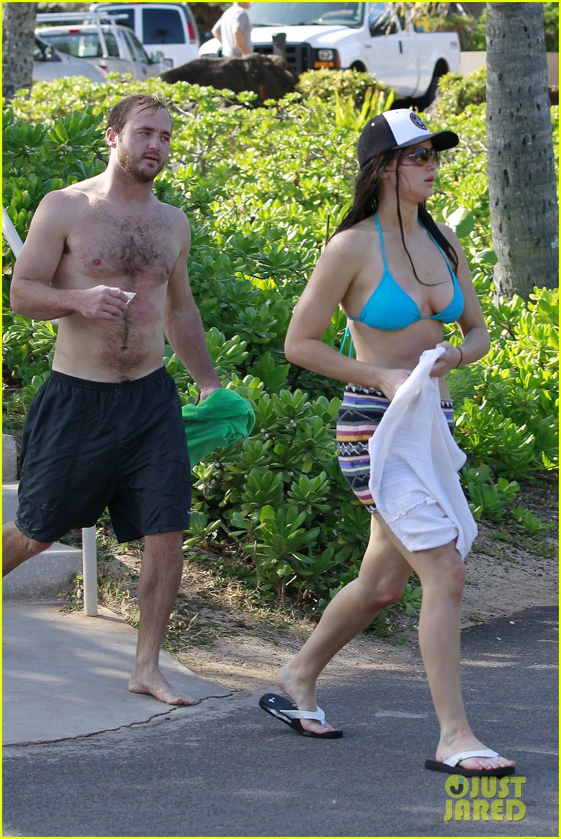 jennifer lawrence holiday in hawaii 22