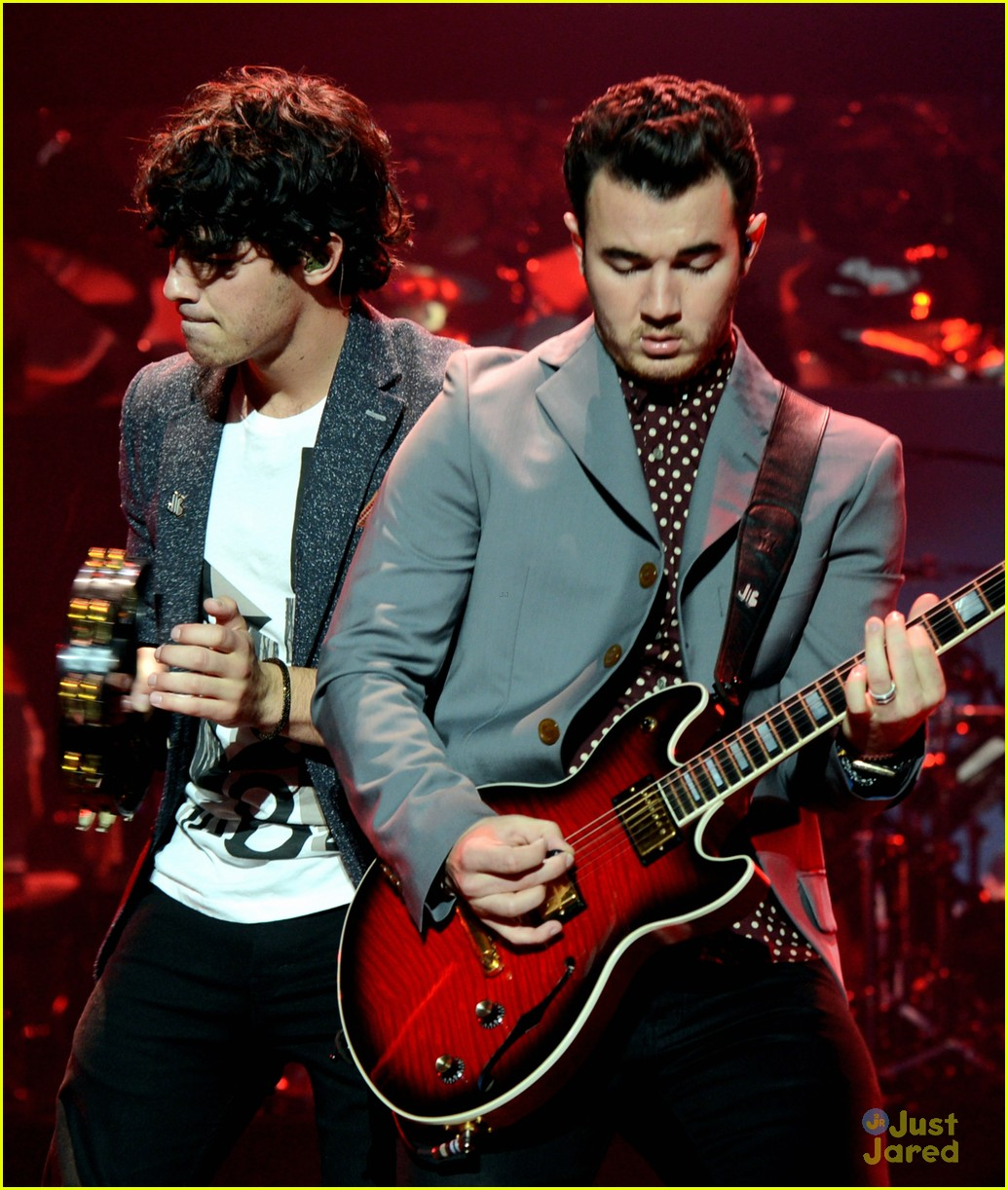 jonas brothers pantages concert 07