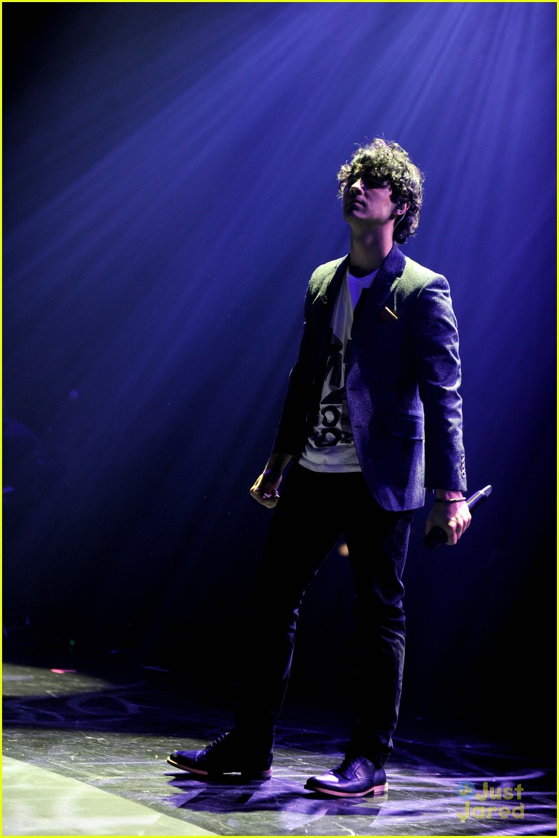 jonas brothers pantages concert 32